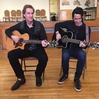 Ray & John Musicians